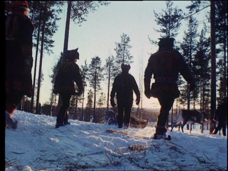 Rovaniemi - kaupunki Napapiirillä Tuotanto: Sektor-Filmi Oy Aimo Jäderholm (1974)  Suomen elokuva-arkisto Finnish Film Archime
