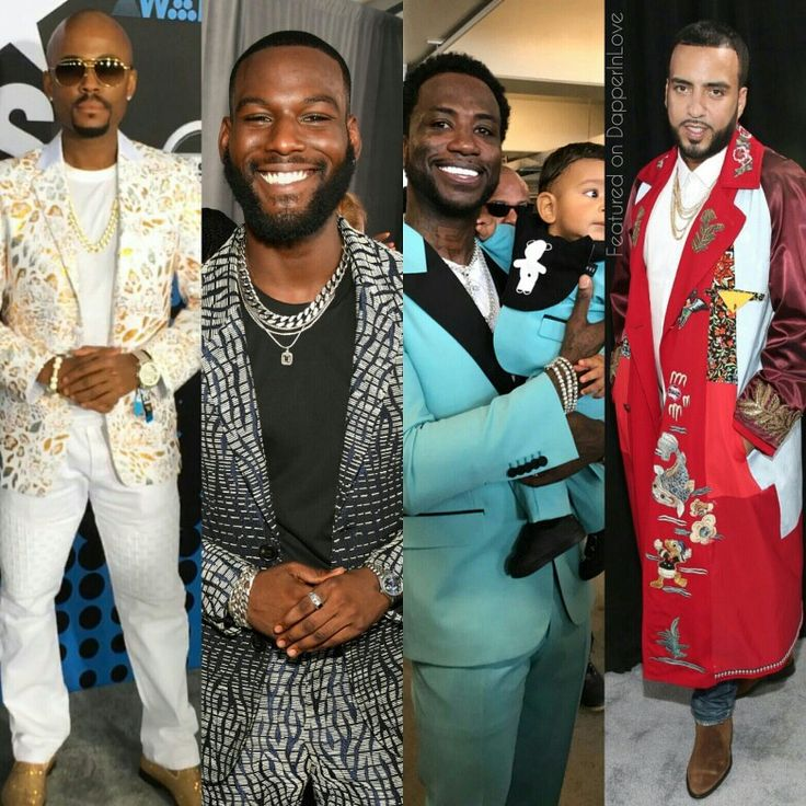 Colorful jackets, blazers, and robes took over the 2017 #BETAwards! {Tap photo for full details!} ✨ #PutARingOnIt 💎💍  ✨ #BETAwards17 #BETAwards #BETawards2017  #weddinginspiration #blog #dapper #designer #menswear #mensfashion #redcarpet #celebrity #weddingplanning #swag #style #GQ #suit #tuxedo #groom #menswear #bespoke #luxury #luxurylifestyle #trend #stylist #wedding #music  #Gucci #GucciMane #FrenchMontana #DJKhaled #FarrahGray #KofiSiriboe