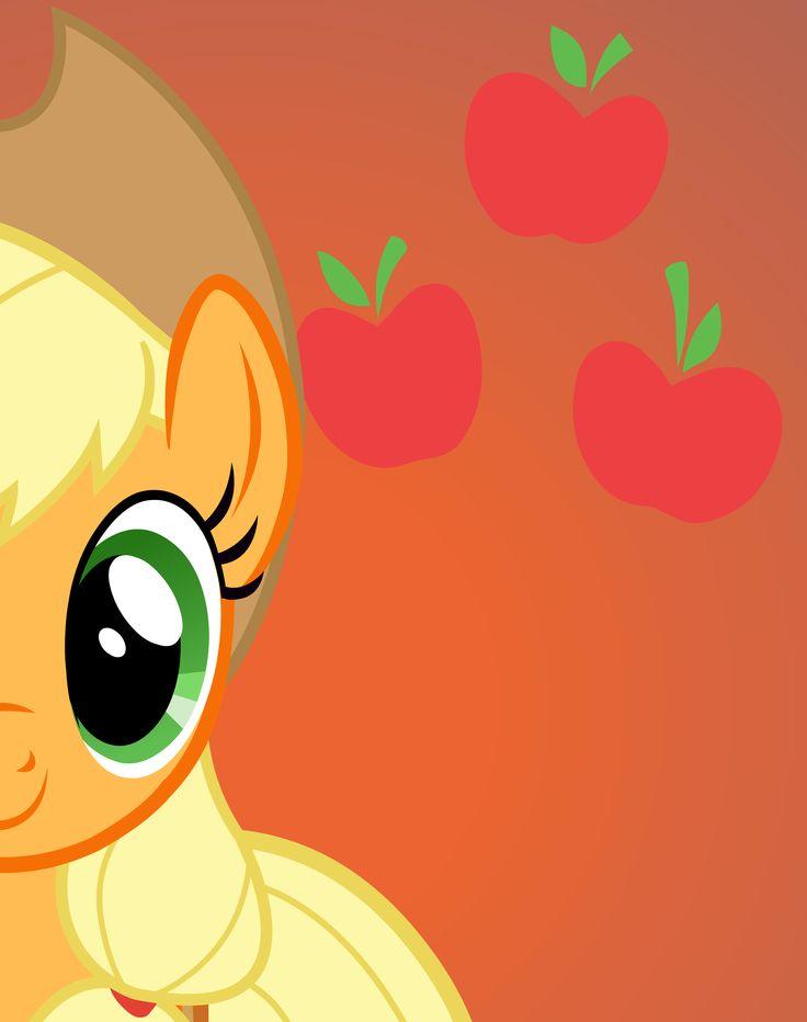 25 Best Ideas About My Little Pony Applejack On Pinterest