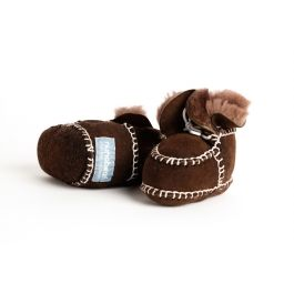 Nunabean Pram Shoes - Cocoa Blush - Kid's clothing and toys - WTM Africa | Buy Online in South Africa | MzansiStore.com