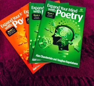 Expand Your Mind with Poetry by Alan Chamberlain and Vaughan Rapatahana