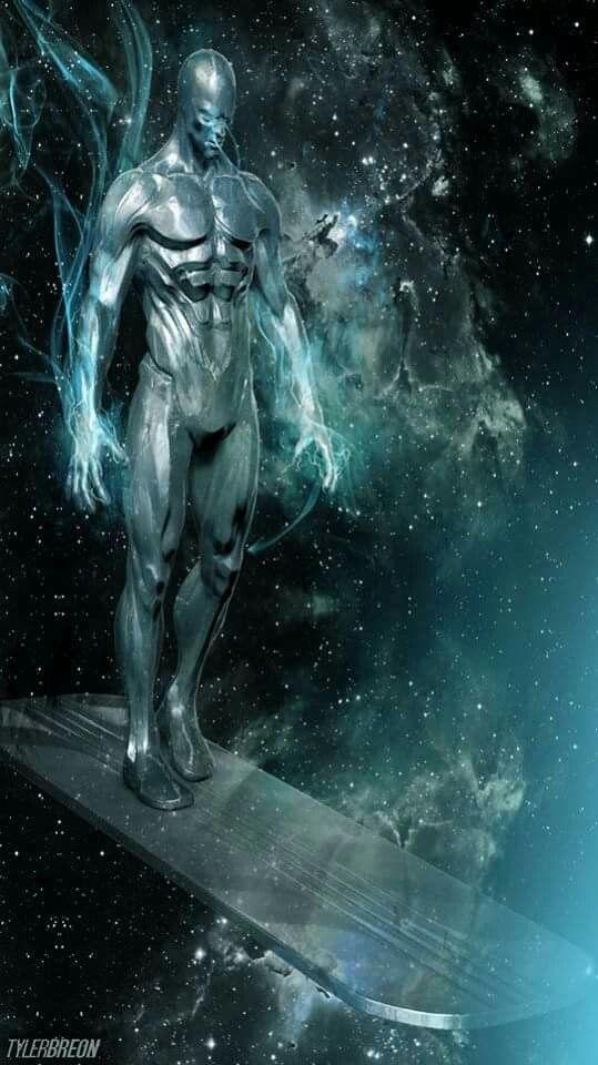 Silver Surfer ...