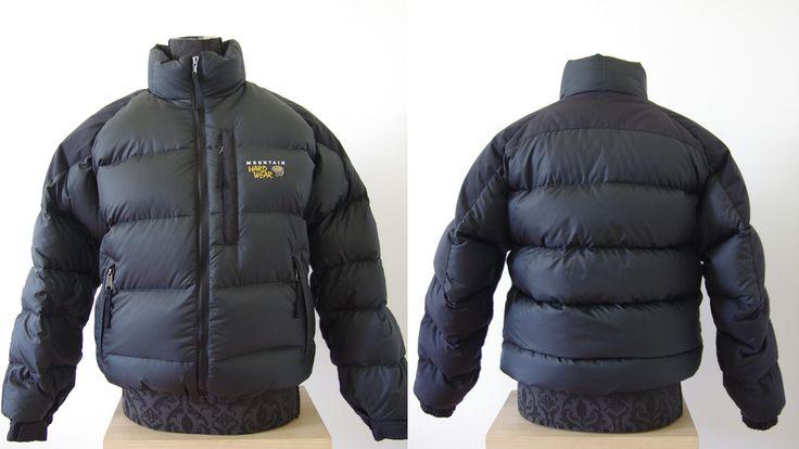 Mountain Hardwear Sub Zero Jacket 650 Fill Down with stuff