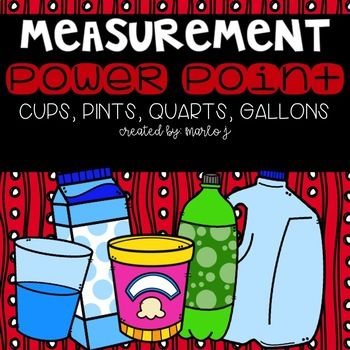 A 1 Capacity Measurement Cups Pints Quarts Gallons The Point Includes Definition With Picture And