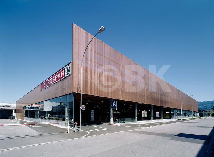 klomfar architektur fotografie supermarket eurospar bregenz dietrich untertrifaller bregenz. Black Bedroom Furniture Sets. Home Design Ideas