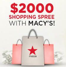 $2,000 Shopping Spree   Go To: www.giveit2me.biz to register