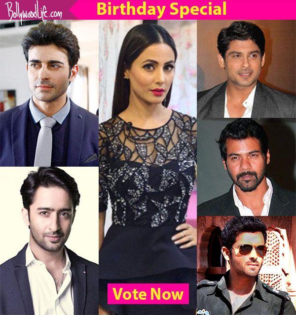 Shabir Ahluwalia, Shaheer Sheikh or Gautam Rode – Who will Hina Khan look best with? #FansnStars