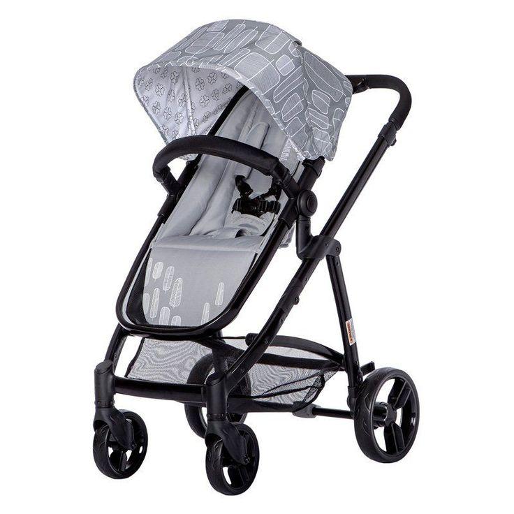 Mia Moda Marisa 3in1 Stroller Gray 493GRY Stroller