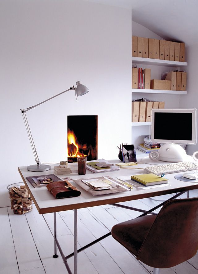 Beautiful home office by Abigail Ahern @abigailahern