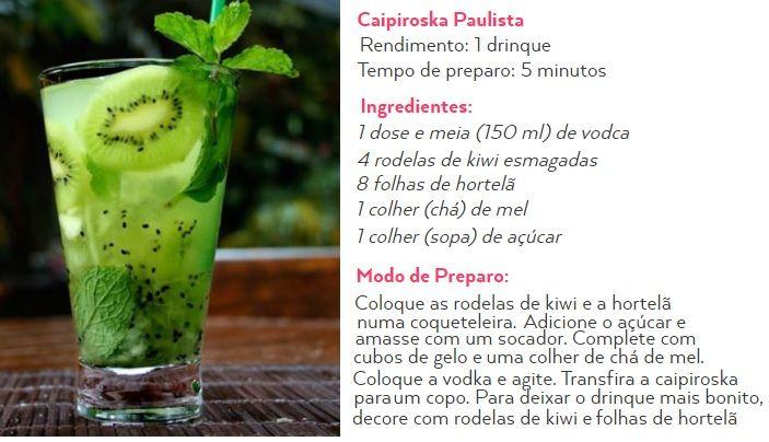 Caipiroska Paulista
