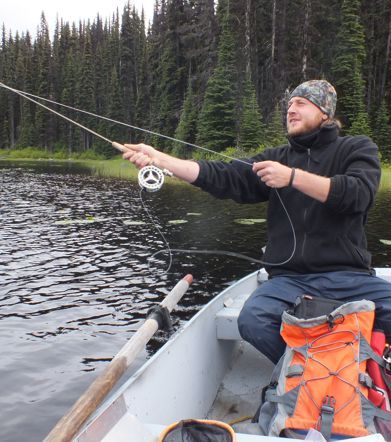 British columbia fly fishing lodge offer you to make your outing impeccable with the minimal effort. The British columbia Lodge cases to have the finest, most halfway found facilities in British columbia. A short flight will place you in the fly angling. For more info visit us - http://www.caverhilllodge.com/