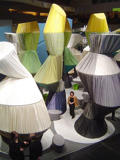 Garment Garden, 2006, The Design Annual, Frankfurt.
