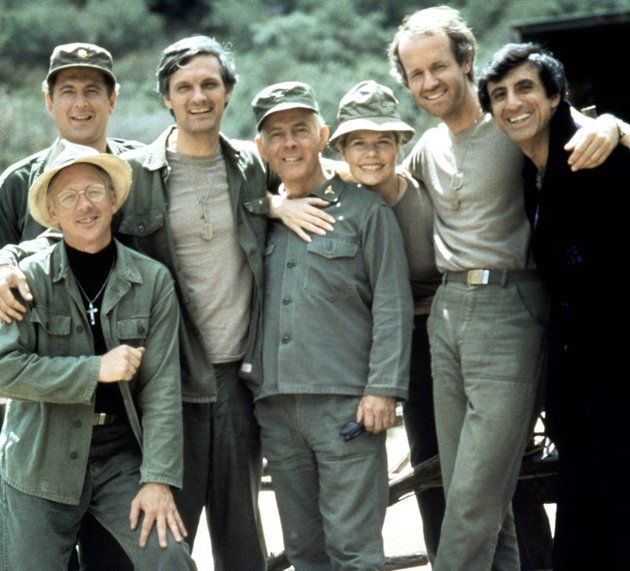 M*A*S*H.  Where are they now 40 years later?  Old and new pictures slide show.  So sweet.  Here is a link of MASH quotes http://en.wikiquote.org/wiki/M*A*S*H_%28TV_series%29#Abyssinia.2C_Henry.  Cool site.