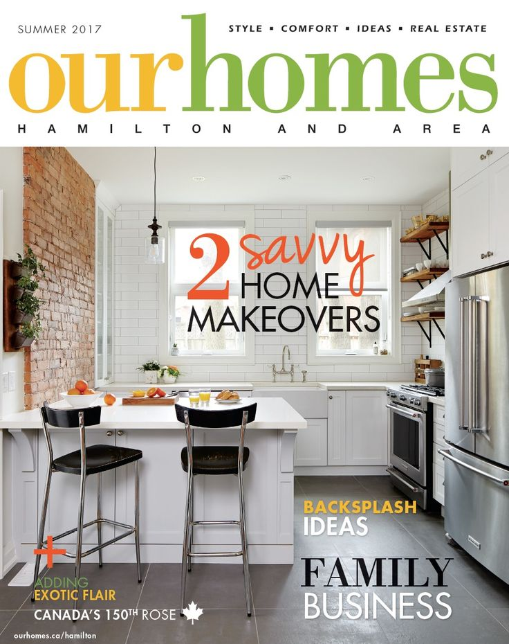 OUR HOMES Hamilton Summer 2017. Read more of this issue at http://www.ourhomes.ca/articles/blog/article/on-stands-our-homes-hamilton-summer-2017