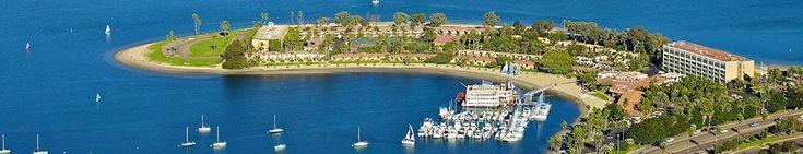 San Diego Resorts | Bahia Resort Hotel, San Diego, CA