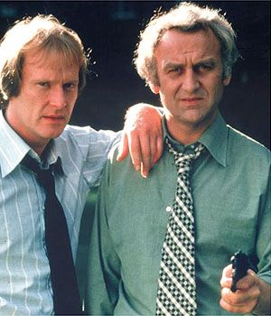 The Sweeney: iconic 1970s TV. Life on Mars doesn't just pay homage...