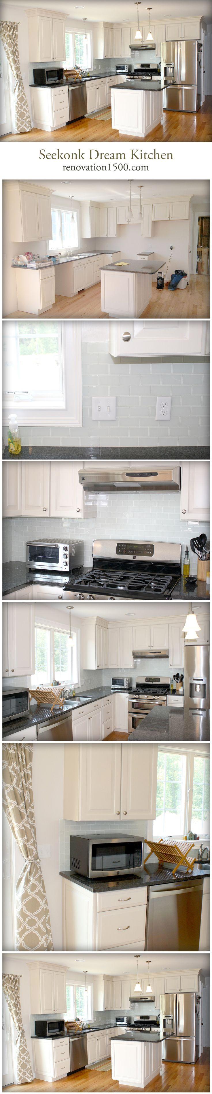 131 best Custom Renovation Projects images on Pinterest   Kitchen ...