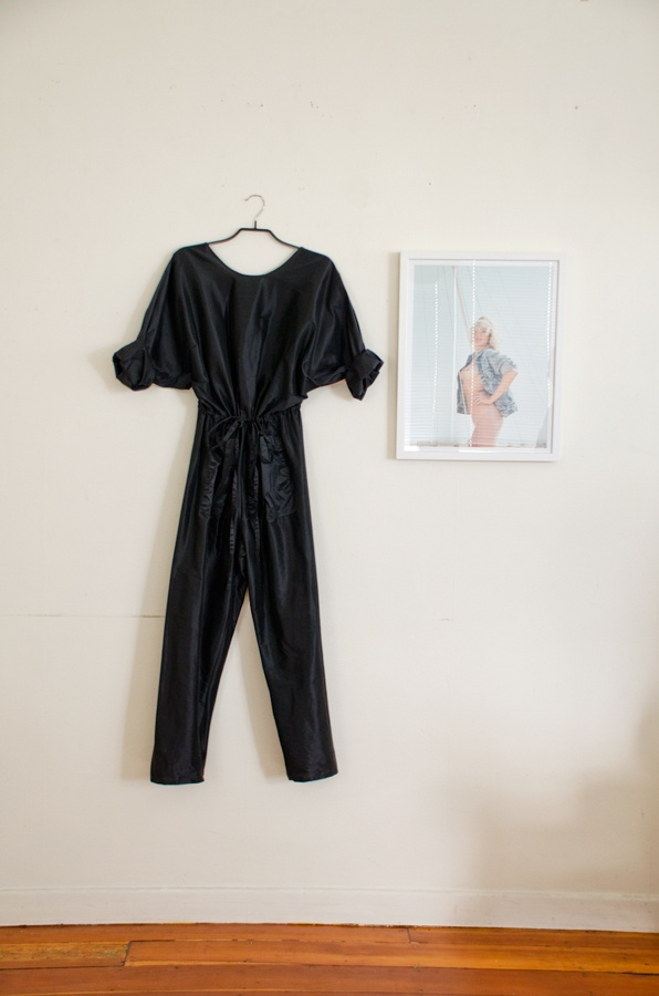 High Spirits Romper with work by India May