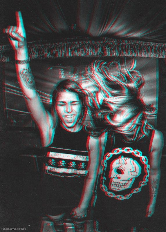 make sure you look like you're having fun. Krewella!  <3