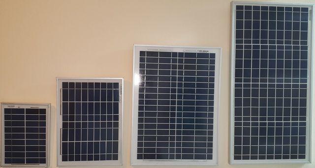 Poly crystalline Solar Panels: Poly Crystalline Solar Panel Modules; 5W, 10W, 20W, 30W, 40W, 50W, 60W, 80W, 100W, 120W, 150W, 200W, 250W, 300W