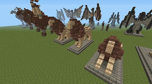 http://www.planetminecraft.com/project/the-evil-sketchs-statues/