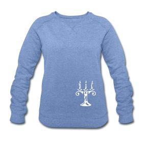Frauen Sweatshirt Weihnachtspullover Frauen Sweatshirt von Stanley & Stella Lässig-sportliches Sweatshirt aus ökologischer Herstellung. 85 % Baumwolle, 15 % Polyester, Marke: Stanley & Stella.