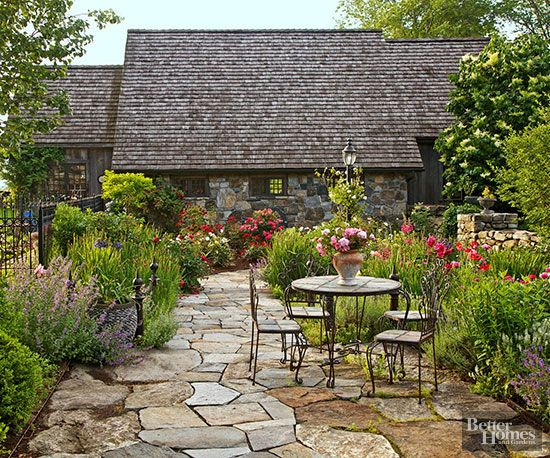 454 best images about Cottage landscaping and lakeside