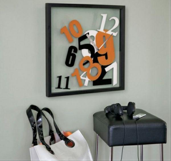 design : moderne wohnzimmeruhr ~ inspirierende bilder von ... - Moderne Wohnzimmeruhr
