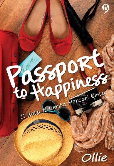 My new book 'Passport to Happiness' is my first travel journal. Cerita perjalanan saya selama 4 tahun di 11 kota di dunia:  Ubud  Dublin Moscow London Seoul Paris Marrakech Istanbul Almaty  Alexandria New York City  Tujuannya? Mencari makna cinta dan kebahagiaan!   Jadi apa sebenarnya arti kebahagiaan yang saya temukan selama di perjalanan?  Jawabannya hadir tanggal 1 Oktober 2015!