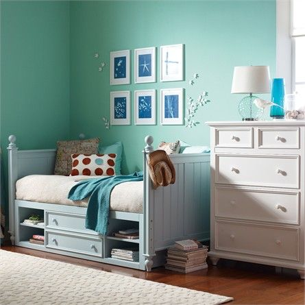 Myhaven Daybed By Young America By Stanley Beds Furniture For Children Bedroom Ideas