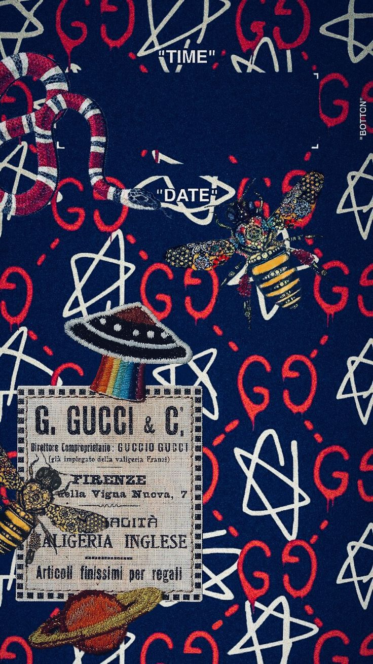 iphone 7 Gucci wallpaper gucci Projectx in 2019