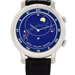 Patek Philippe Celestial, Ref. 5102, made in 2003.