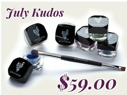 July Kudos are going  fast. Once they're gone they're gone for good.