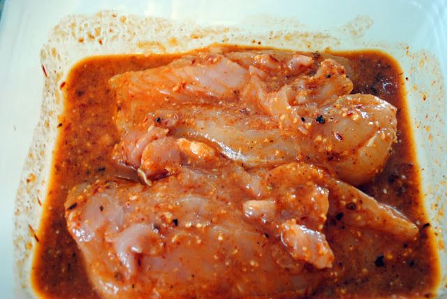 Chipotle Chicken Marinade...totally making this this week...we needed another chicken marinade!