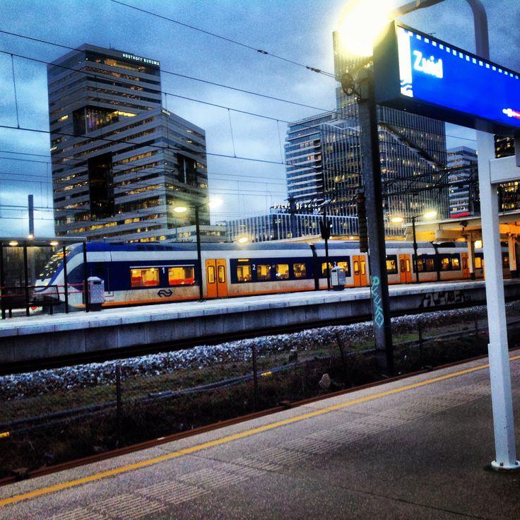 WTC of Amsterdam zuid station