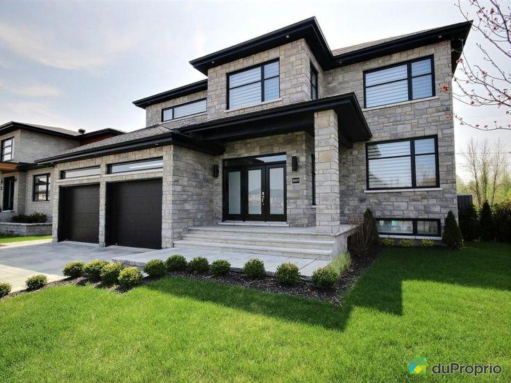 Best 25 brick construction ideas on pinterest diy for Construction maison architecte