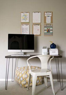 Just for Me...and You: DIY Desk