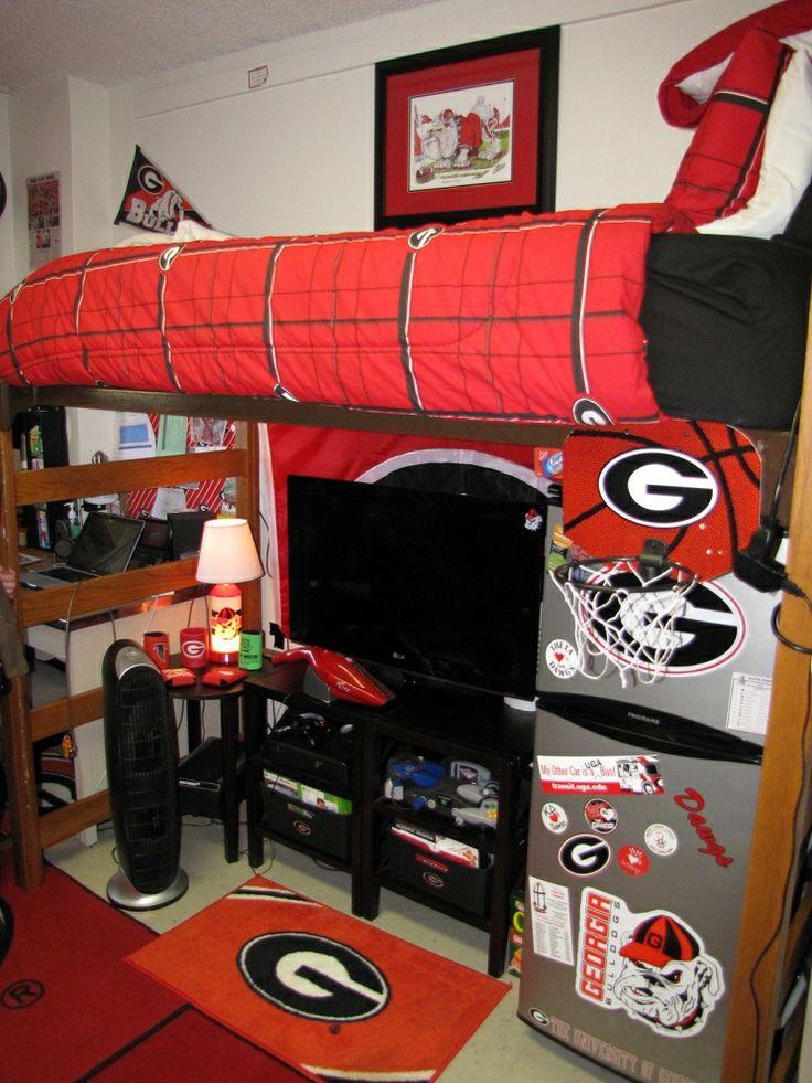 Dorm Room Inspiration Boys
