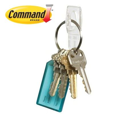 1000 ideas sobre ganchos para llaves en pinterest for Ganchos para colgar en las puertas