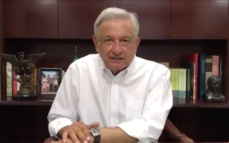 #DESTACADAS:  Rechaza AMLO seguridad durante elecciones - Forbes Mexico