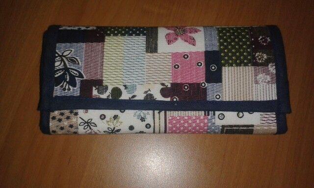 My first sew purse