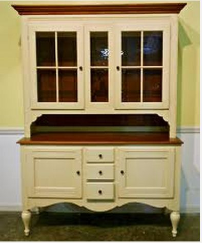 1000 images about hutch make over on pinterest diy for Living room hutch