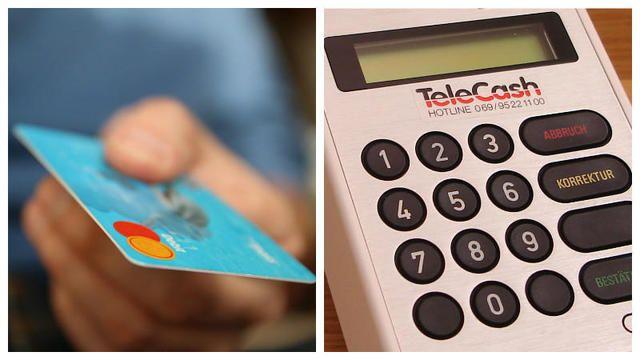 Bezahlen mit EC-Karte - mal Pin, mal Unterschrift. Weshalb?