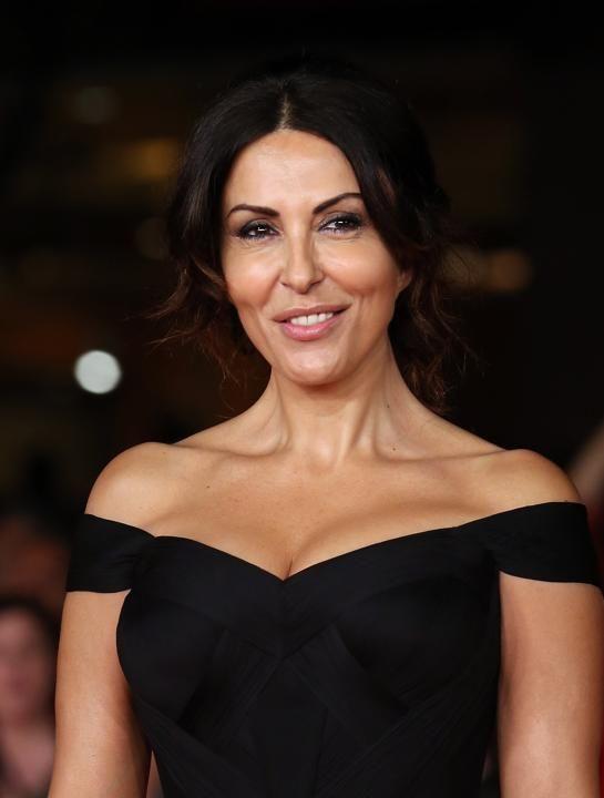 Sabrina Ferilli: trucco e parrucco