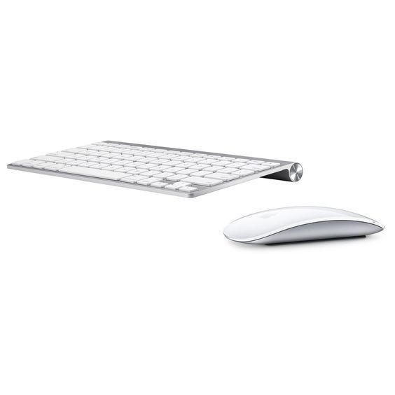 Amazon.com: Apple Wireless Keyboard with Apple Magic Bluetooth Mouse (Certified Refurbished): Electronics