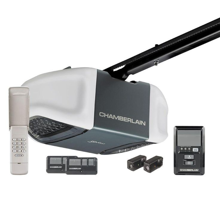 The Most Incredible  Chamberlains Garage Door Openers pertaining to Your property