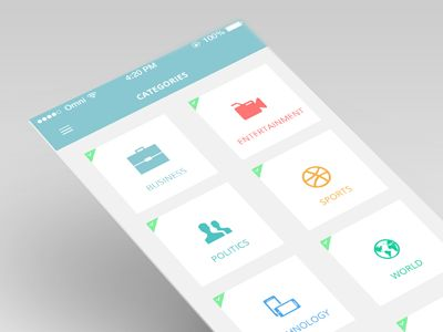 Social App design by Waqas