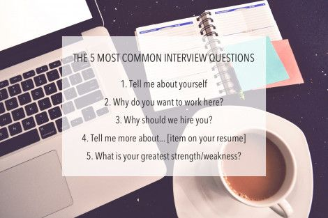 twenty five common interview questions Here are the 50 most common interview questions,  how to prepare for common job interview questions:  where do you want to be five years from now.