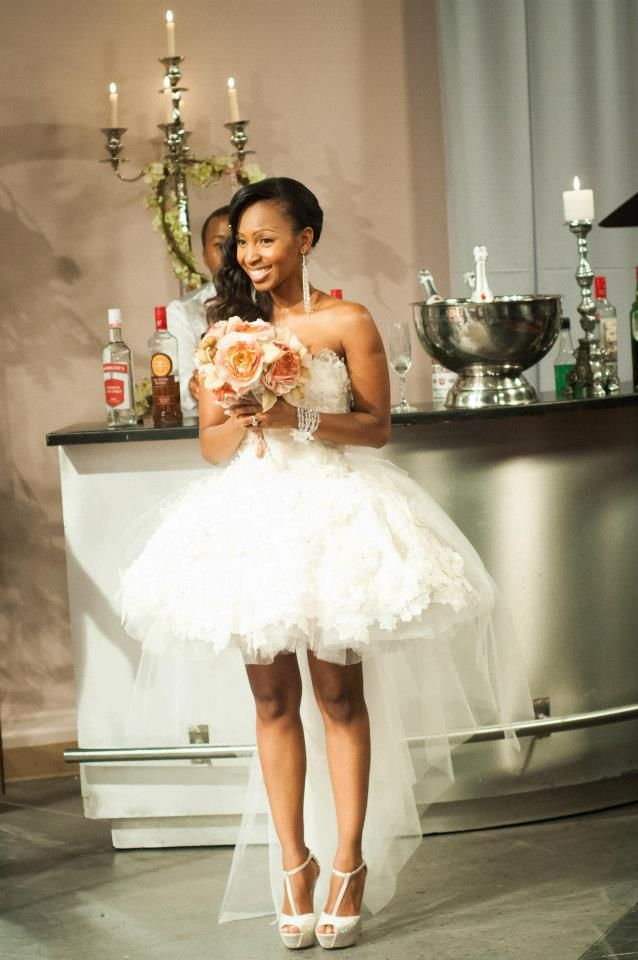 tv inspiration wedding dress