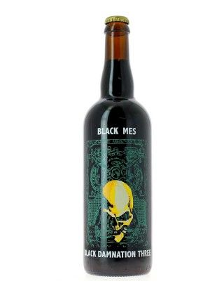 Struise Black Damnation III - Black Mes